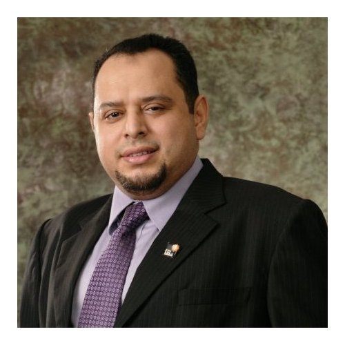Farouk Abdullah Alwyni, MA, MBA, ACSI Ketua Dewan Pembina