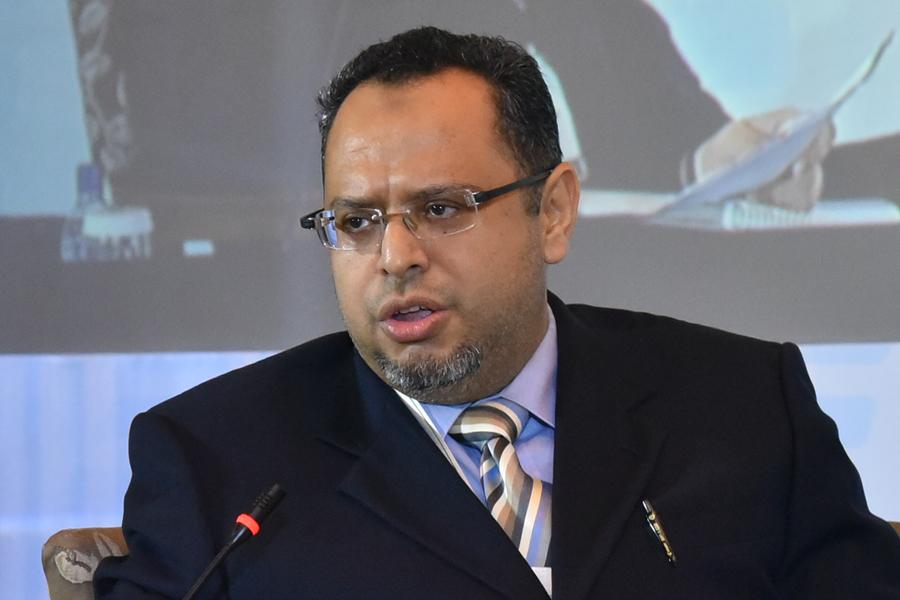 BEM Fakultas Syariah UNISBA mengundang Bapak Farouk Alwyni menjadi Narasumber