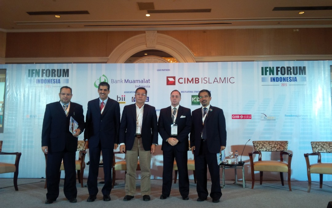 ISLAMIC FINANCE NEWS (IFN) FORUM INDONESIA