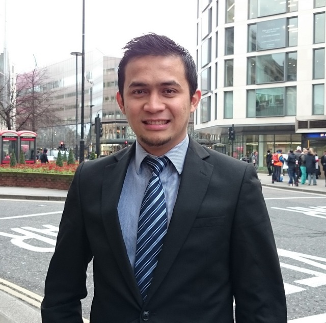 Ilham Reza Ferdian, SE., MSc Fin., ACSI – Kantor Perwakilan Inggris
