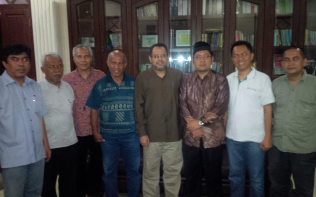 Silaturohim Dewan Pembina, Dewan Pengawas dengan Pengurus Harian CISFED