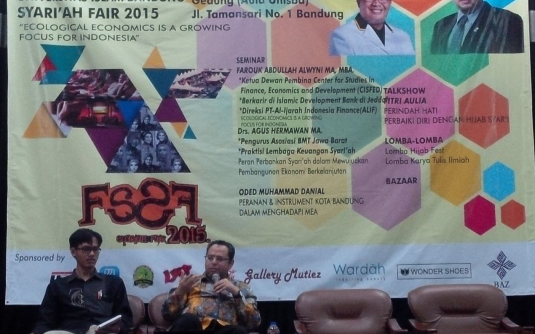 Ecological Economics is A Growing Focus for Indonesia oleh Farouk Abdullah Alwyni
