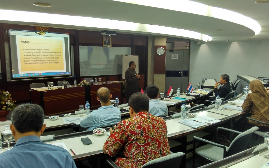 INTERNATIONAL COURSE ON FINANCING SCHEME IN ISLAMIC BANKING AND FINANCE FOR ASIA – MIDDLE – EAST DIALOGUE (AMED)