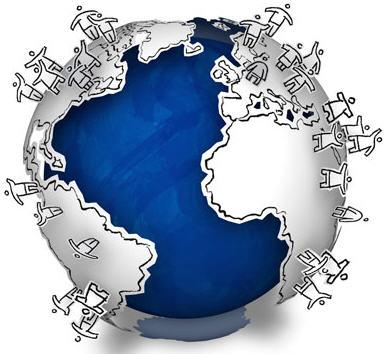 EKONOMI POLITIK  : Dalam Menanggapi Kasus Globalisasi Ekonomi dan Politik