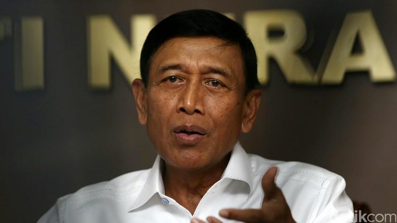 Surat Ucapan Terima Kasih Jenderal TNI (Purn.) Wiranto kepada CISFED