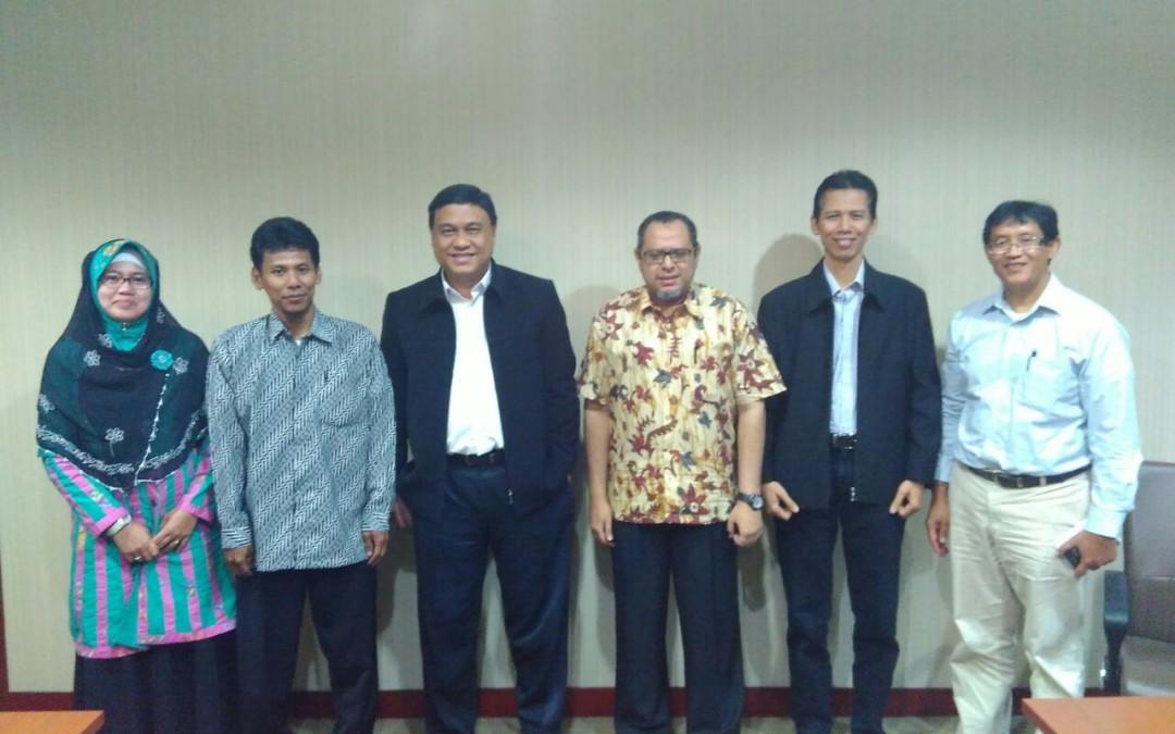 Forum Akademisi Indonesia kunjungi Kantor Berita Antara