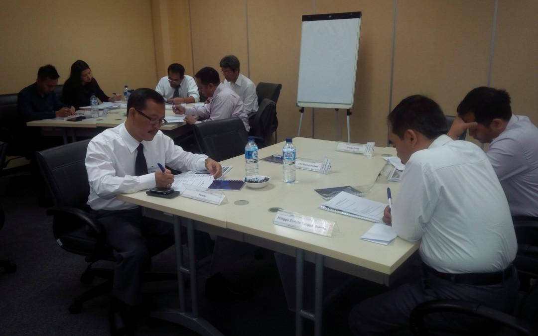 Ketua Dewan Pembina CISFED memberikan Pelatihan International Introduction to Securities & Investment di Mandiri University Tahap ke-2 Level 3