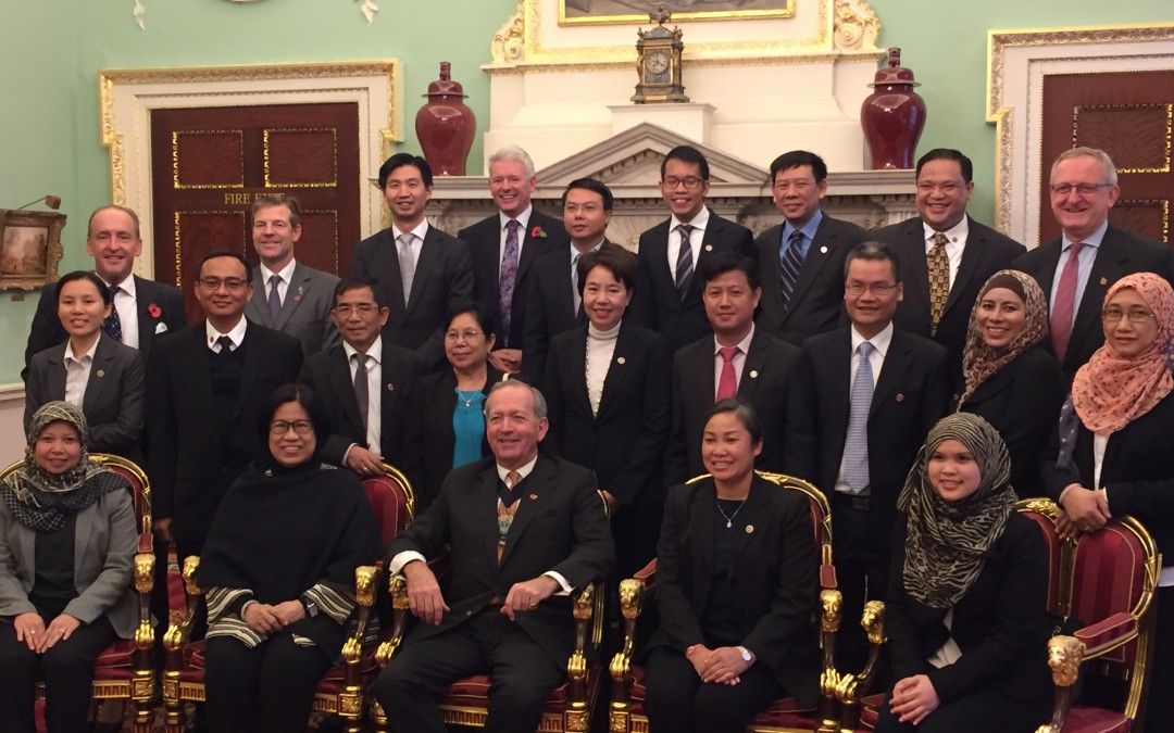 Portability of financial services qualifications on the agenda for 10 ASEAN countries