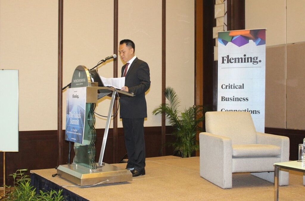 Anggota Dewan Pengawas CISFED Menjadi Pembicara di The Sukuk Summit 2016 Kuala Lumpur