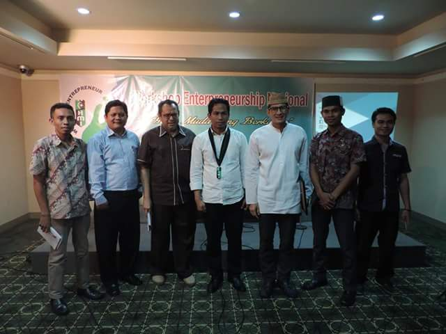 Farouk Abdullah: Kader HMI Harus Memiliki Economic Independent